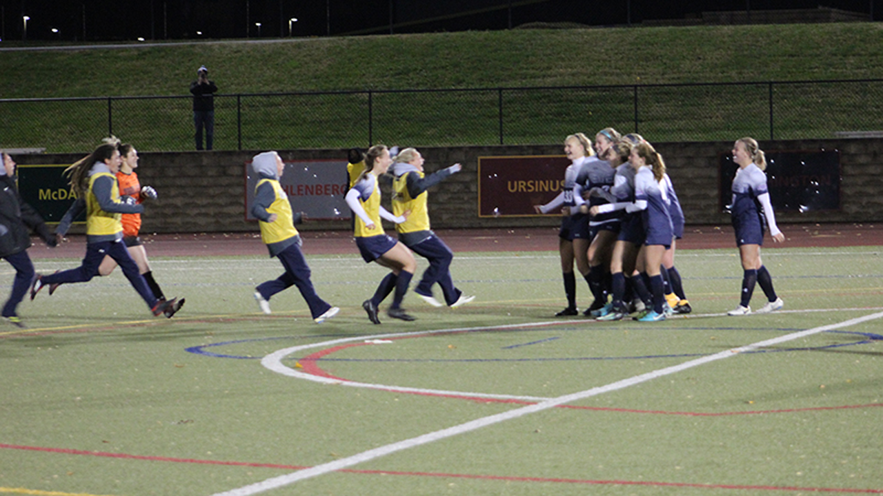 Adamchak's OT Winner Sends Marlins to NCAA Second Round