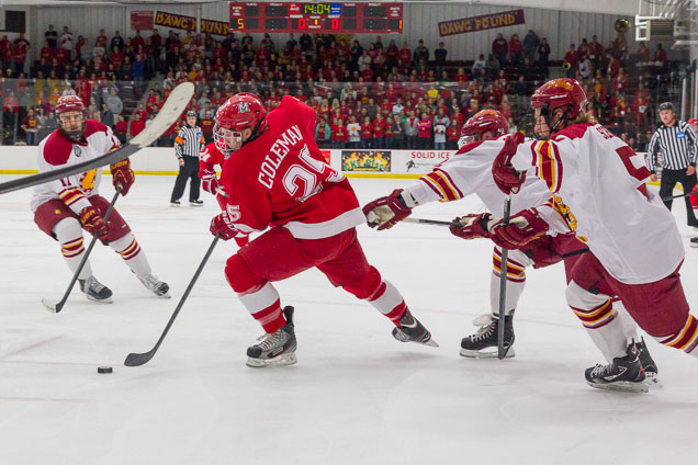 #19 Ferris State Shuts Out #4 Miami In Series Opener At Home