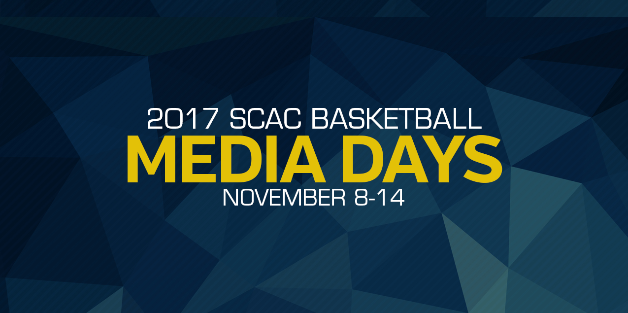 SCAC Basketball Media Days