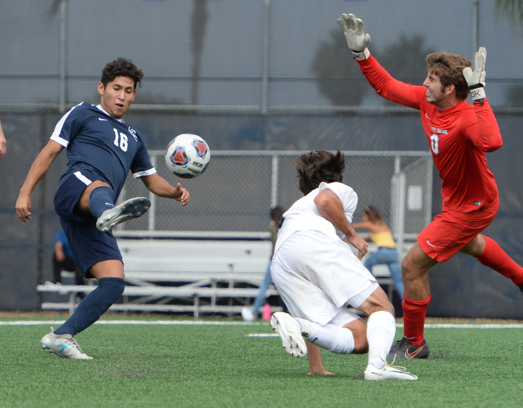 Pirates leave Norco seeing red with 3-0 win