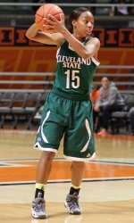 Cori Coleman posted 17 points at Green Bay.