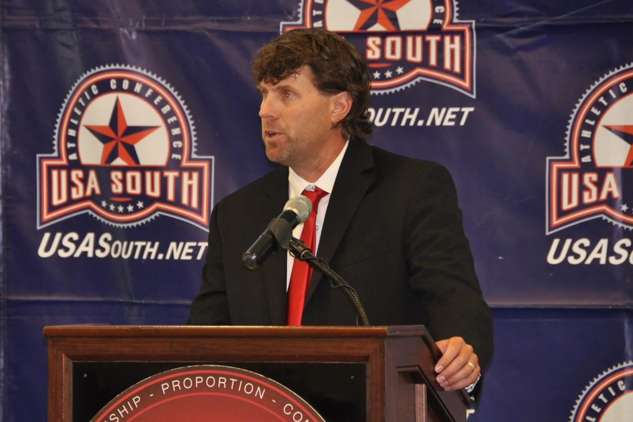 Football: Panthers picked fourth in 2016 USA South preseason poll at annual media day