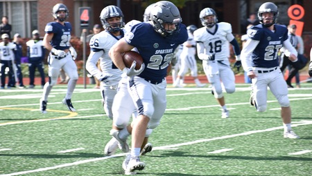 Greg Debeljak Claims Win #100; CWRU Dominant on 'Senior Day' in 41-10 Football Win Over Westminster