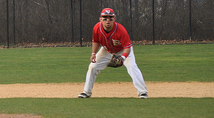 Baseball Swept by First-Place Western New England