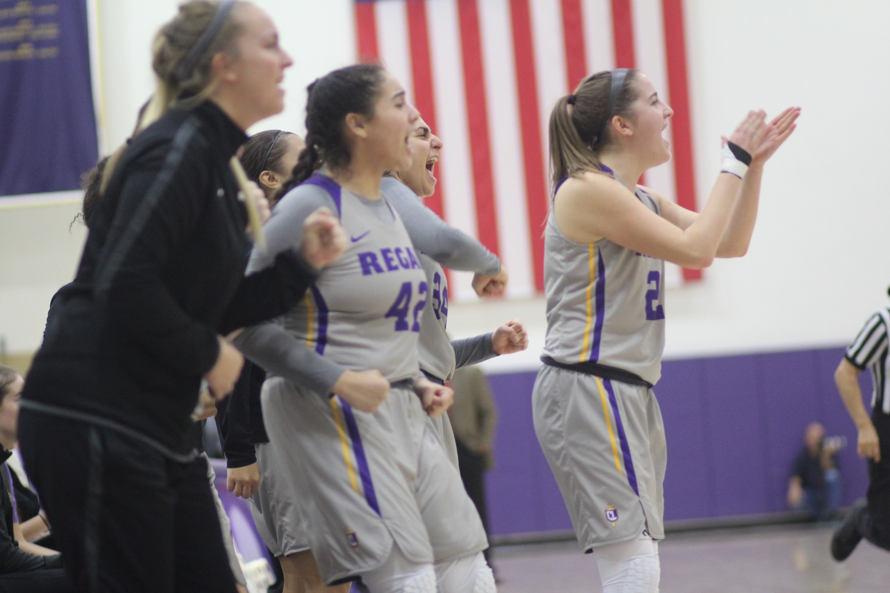 Regals Fend Off Tigers, Push Win Streak to Four