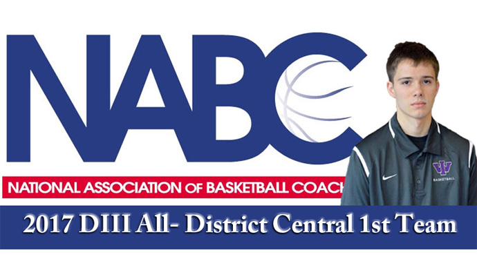 Soukup Named NABC All-District