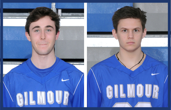 Boys Lacrosse: Gilmour Plays Against Tough Competition