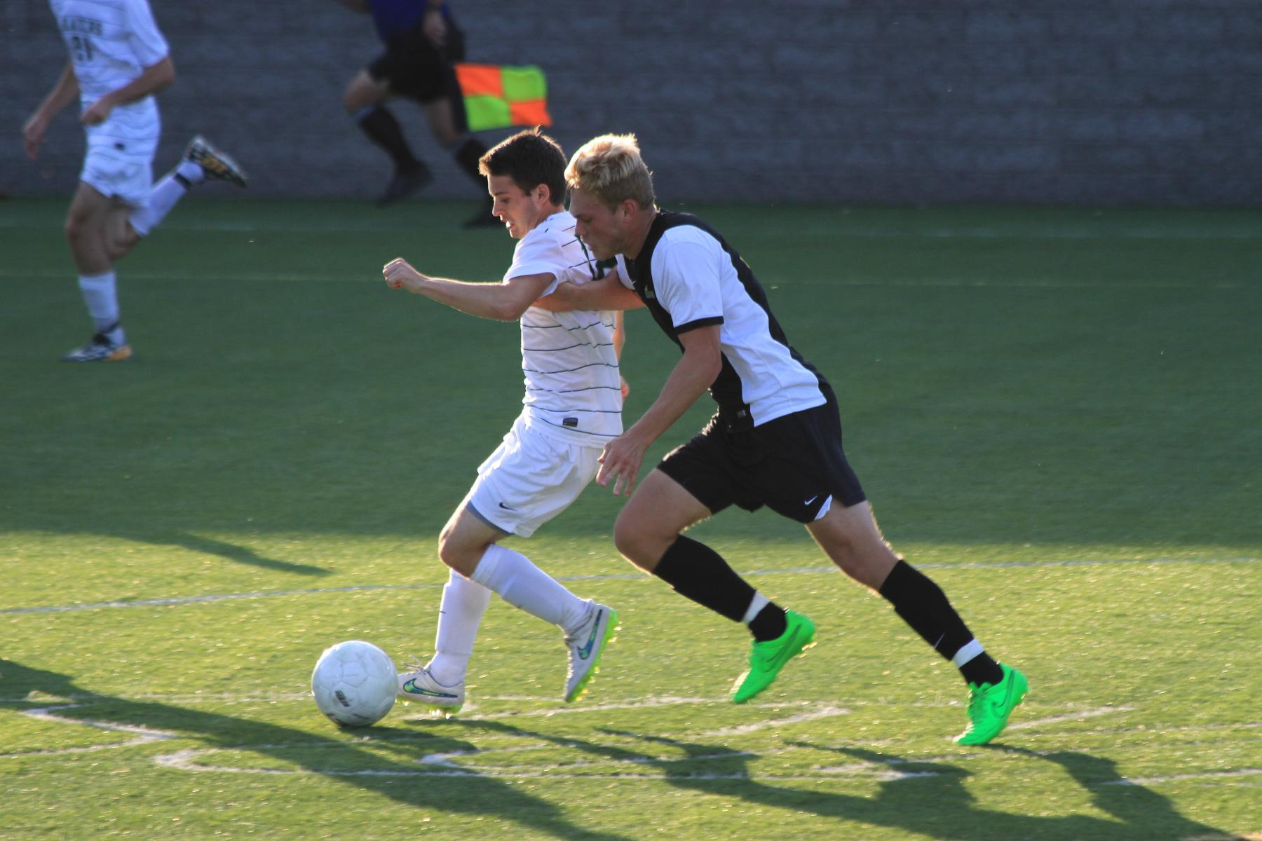 Men's Soccer Battles Southern Vermont In Double Overtime Draw