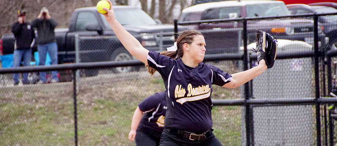 Sweep Of Urbana Makes It 12-Straight Wins For Softball