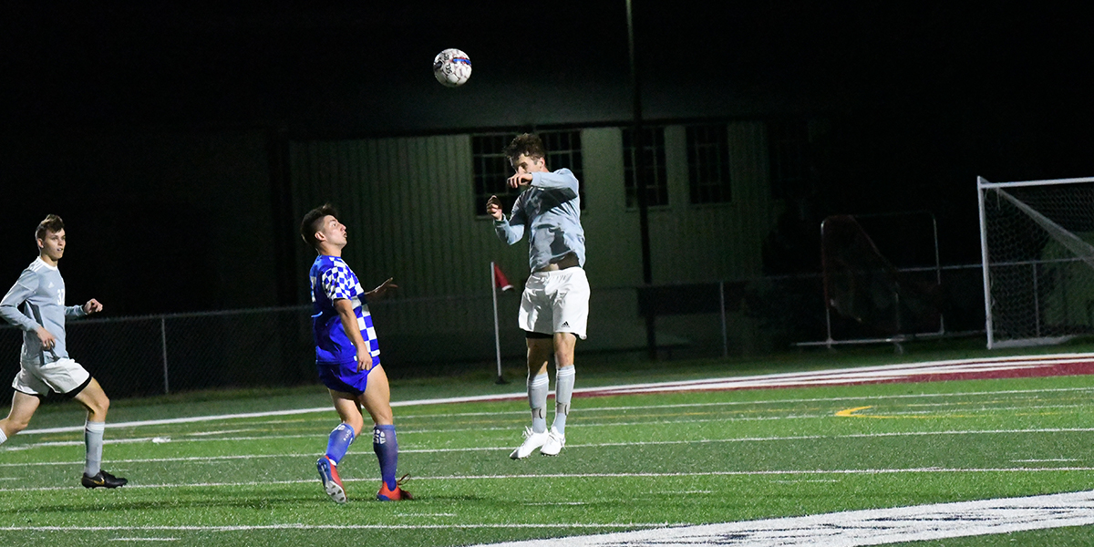 Evangel Men's Soccer Blanked by No.10 William Penn