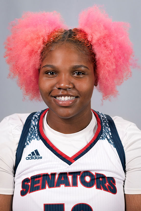 Paris Mullins, Freshman Forward, Walters State, TCCAA Women's Basketball Player of the Week 2/9