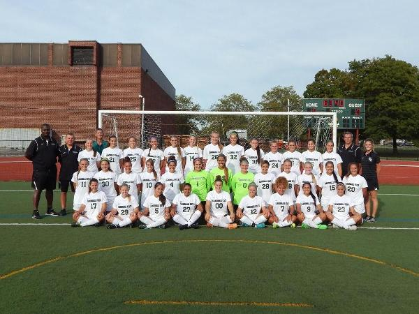2016 Farmingdale State Women's Soccer Team