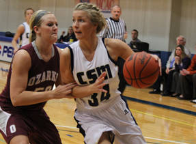 NAIA Division II Women?s Basketball Player of the Week ? No. 3