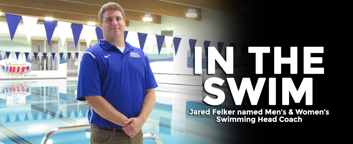 Jared Felker to Head Up Monks Swimming Program