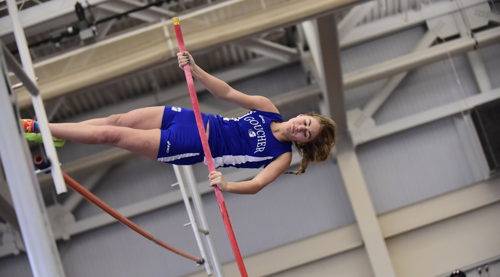 Blazek, Kent Post High Finishes for Women's Track & Field at Susquehanna Indoor Invite