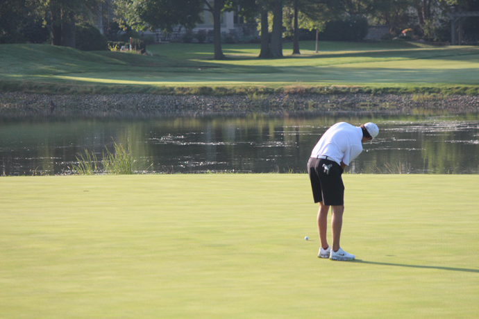 Oilers Take 11th at GLIAC Fall Tourney