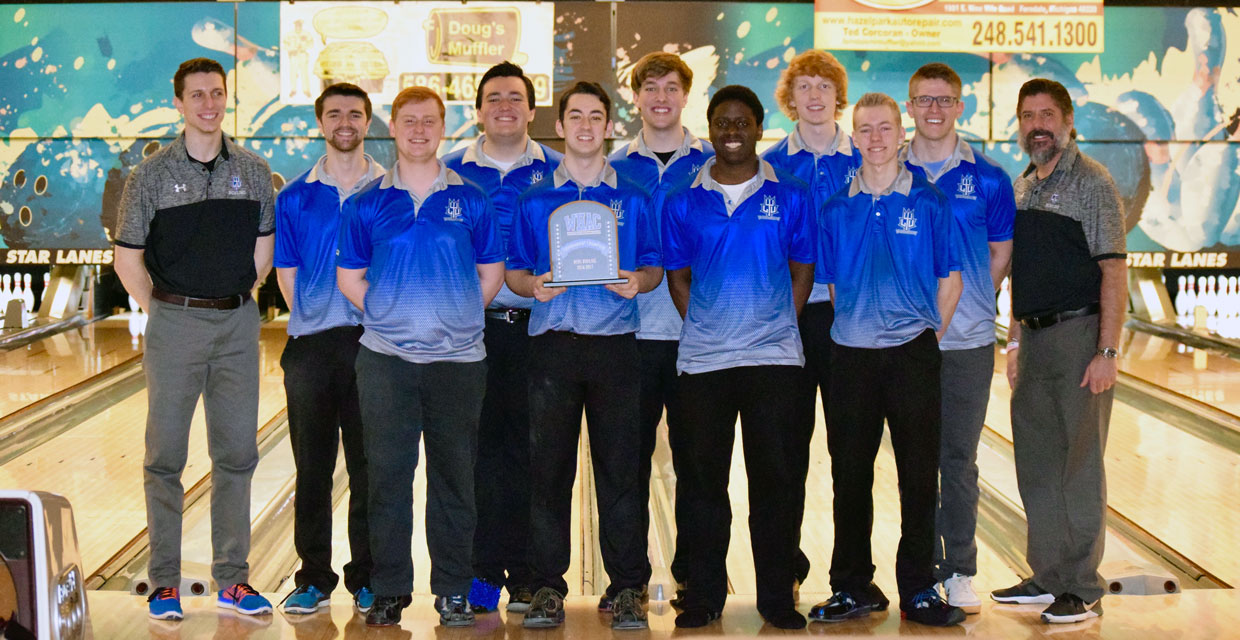 Photo for LTU Sweeps WHAC Titles With First Place Finish At Tournament Championship