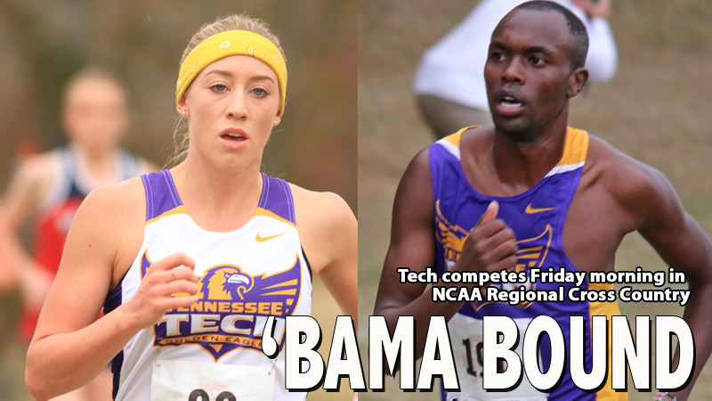 Six Tech women, two men to run Friday in NCAA South Regional in Tuscaloosa