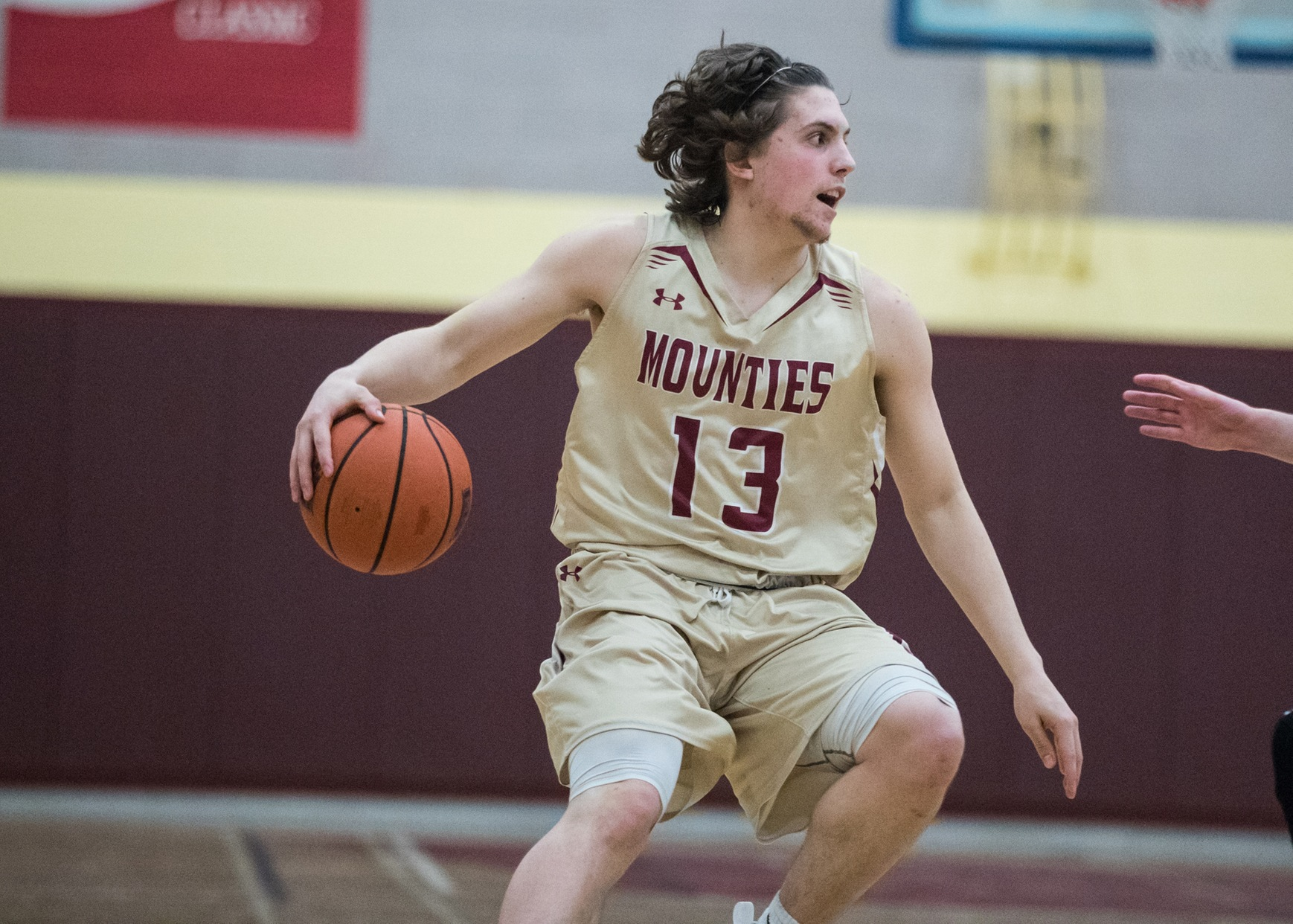 Mounties Roll Over Tommies