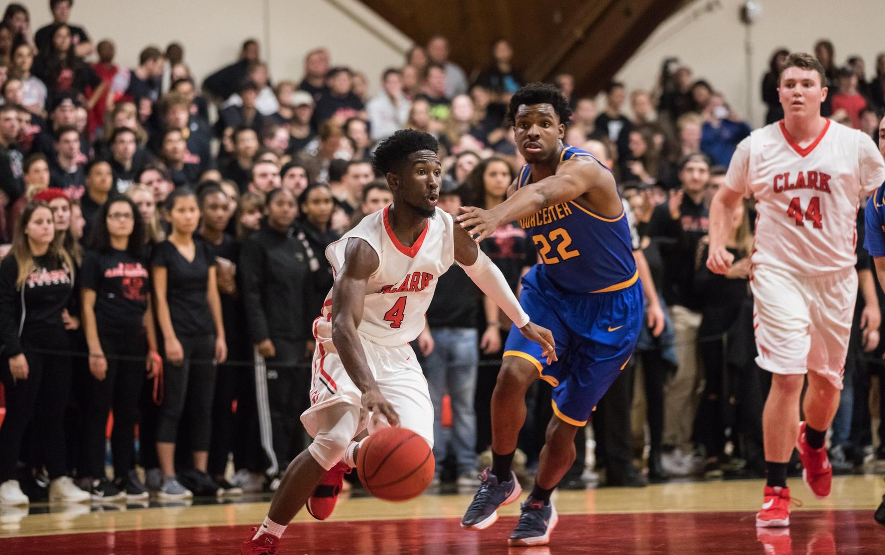 MIT Runs to Victory Over Men's Basketball