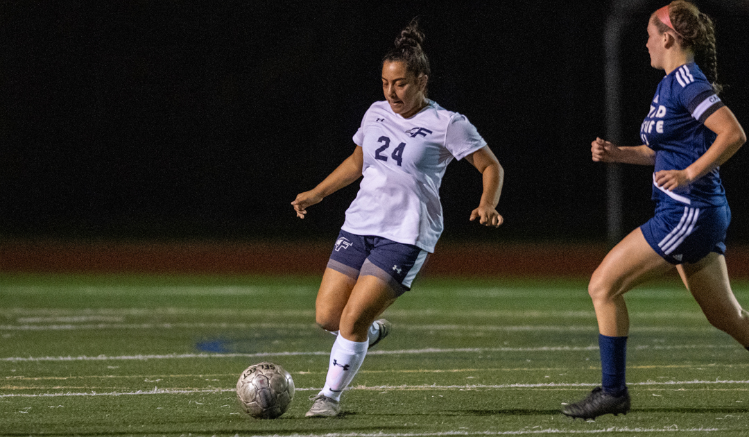 The Falcons Are Outclawed By The Wildcats In Women's Soccer Action