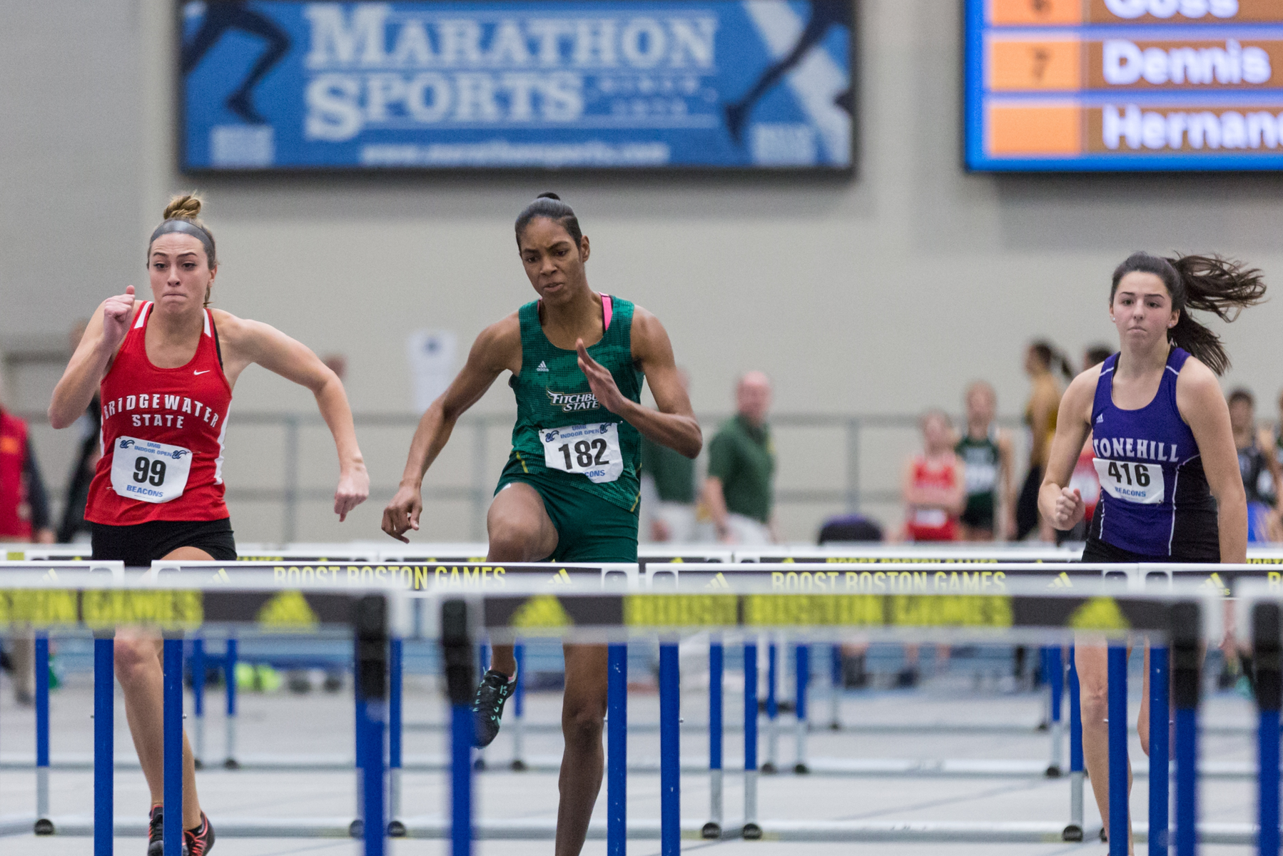Fitchburg State Places Fourth At MASCAC Championships