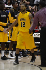 Ryan Cook leads UMBC with 15.3 points per game