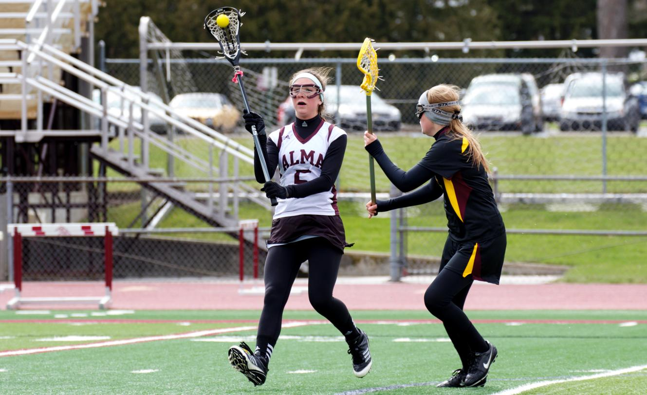Women's Lacrosse loses MIAA Championship to Adrian by a score of 17-6