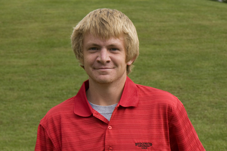 Golfers in Second After First Round of ODAC Championships; Redwood Co-Leads