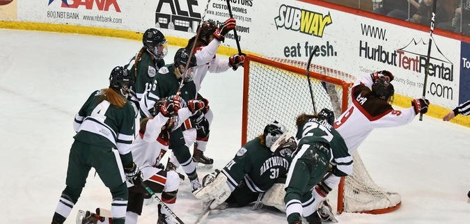 St. Lawrence denies Dartmouth comeback