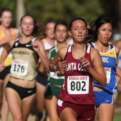 Bronco Cross Country Teams Prepared For WCC Championships Saturday