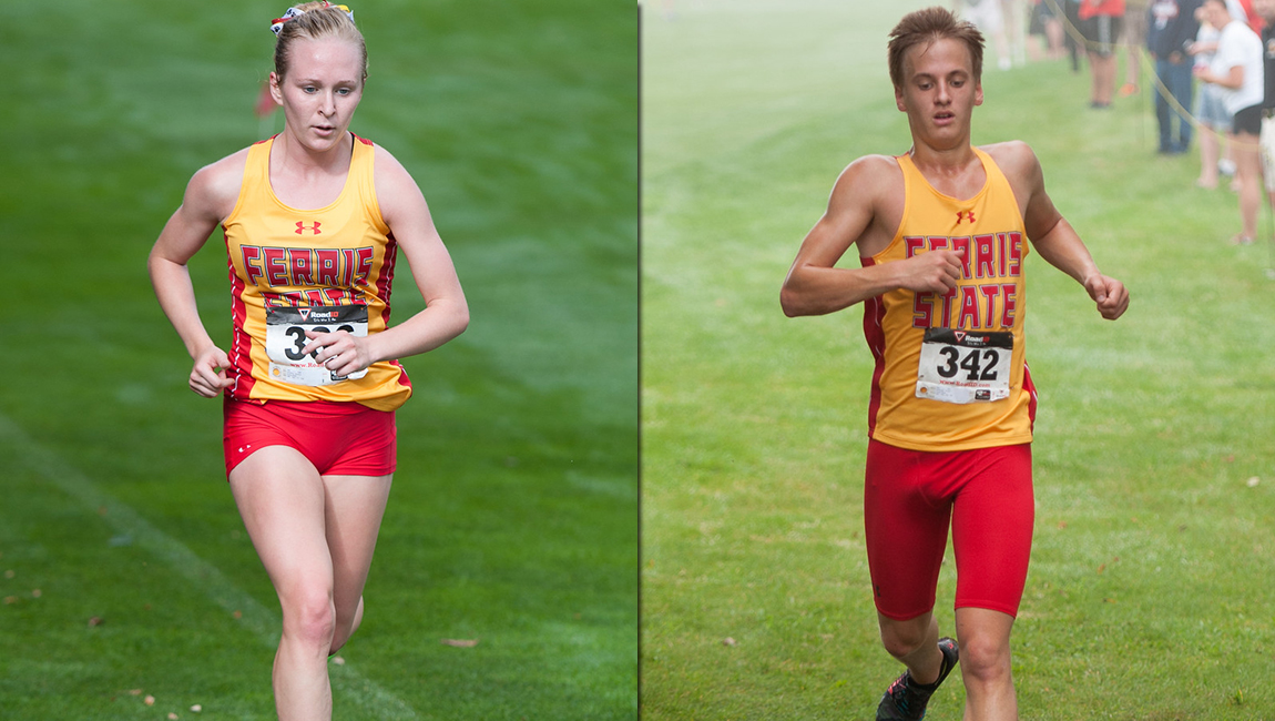 Ferris State Cross Country Teams Finish Among Top Seven Teams In Regional Crossover