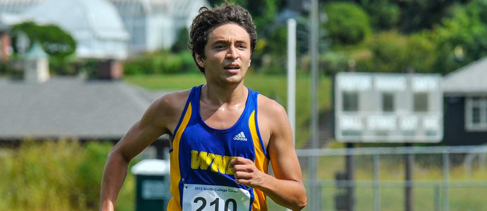 Western New England Runs to Ninth-Place Finish at Season-Opening Roger Williams Invitational