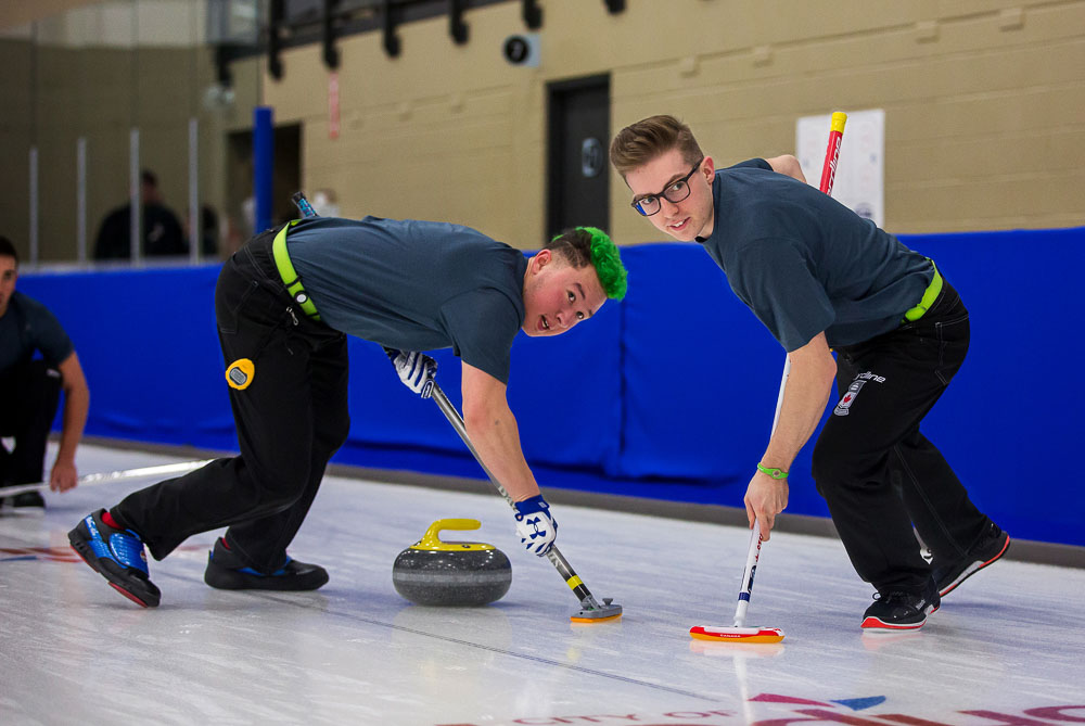 Leduc, AB, to host four Canadian curling championships in 2018