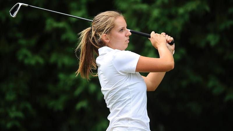 Women's Golf Finishes Seventh at NEC Championships