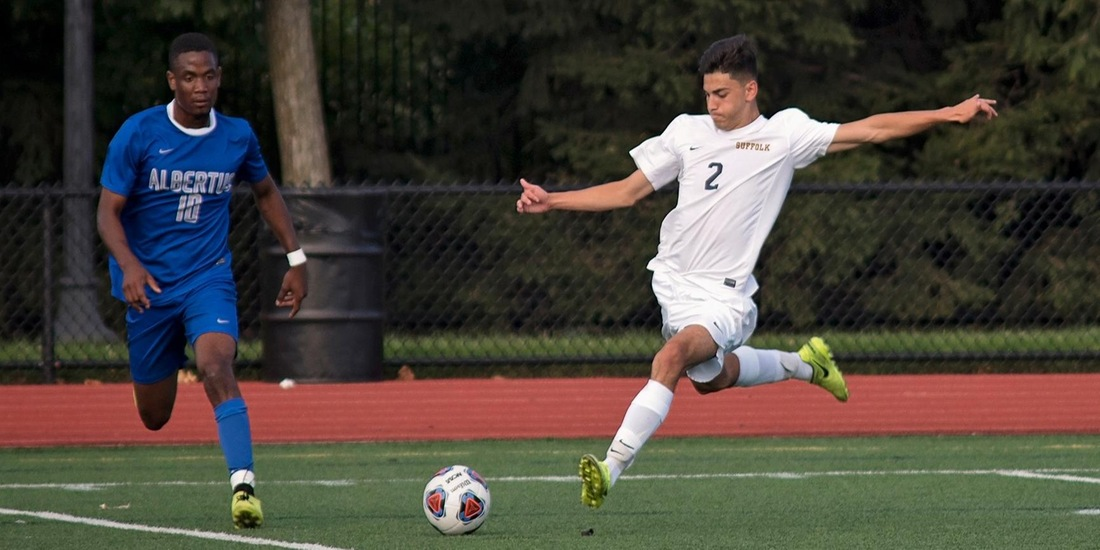Men's Soccer Heads to Mass. Maritime for Season Opener Saturday