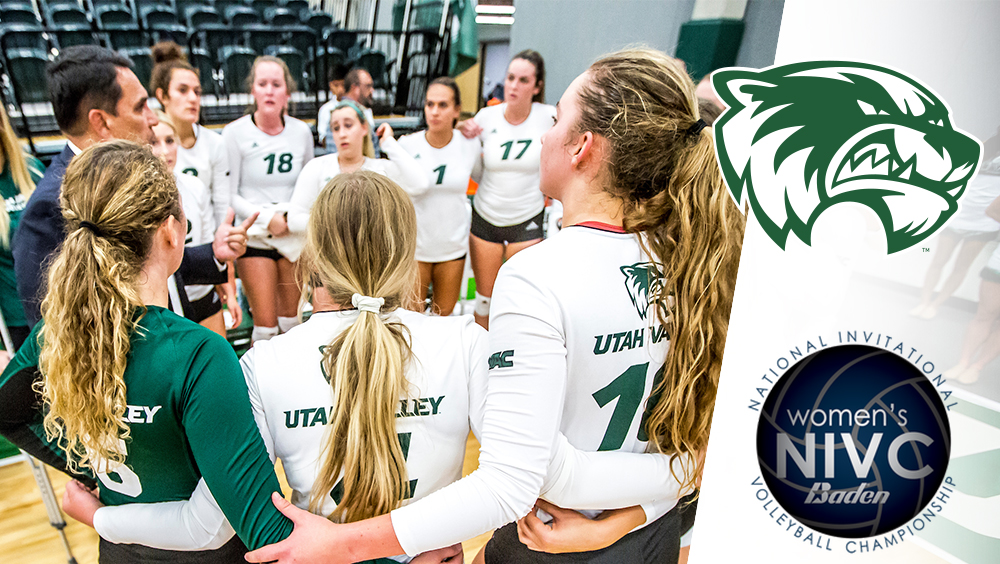 Utah Valley Falls in Five Sets to Portland in NIVC Second Round