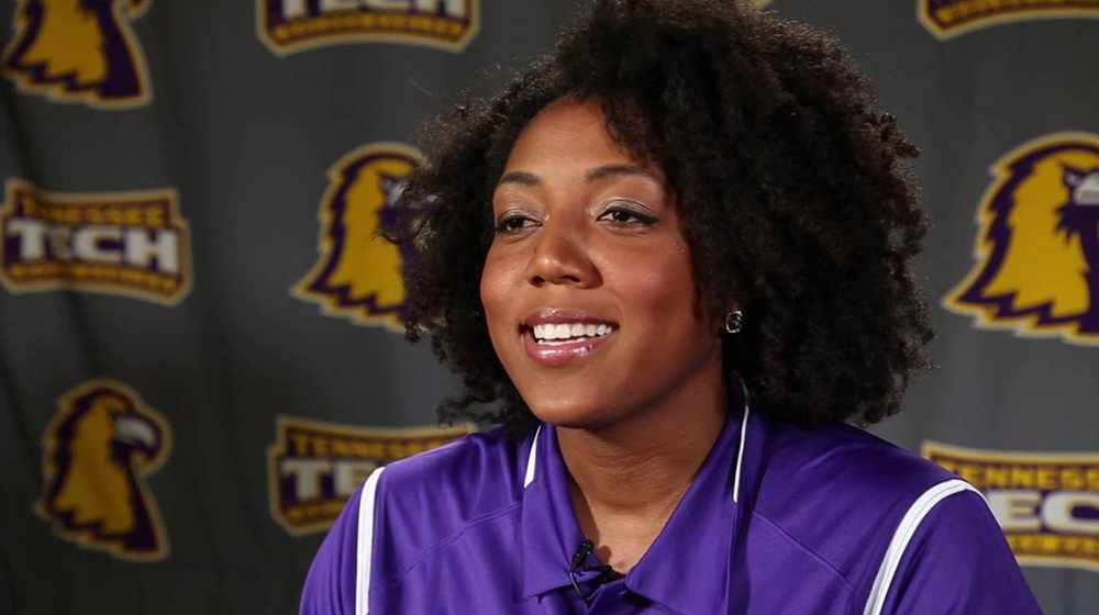 Tech women's basketball welcomes Crystal Kelly back into the fold as assistant coach