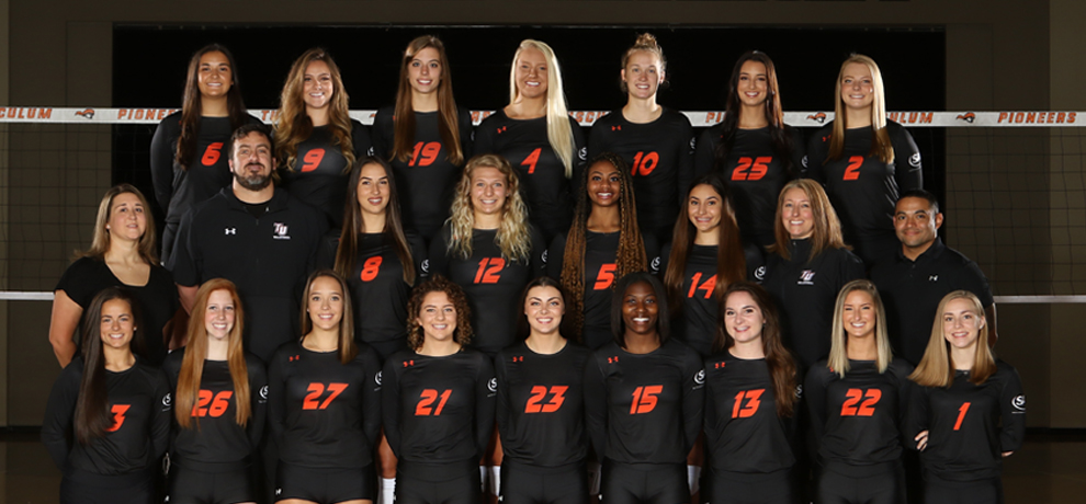 Women's Volleyball Season Ends in SAC Quarterfinal
