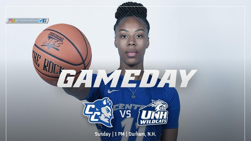 Blue Devils Start Four-Game Road Series at UNH Sunday