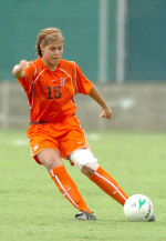 Cal State Fullerton's Sandoval Named NSCAA Second Team All-American