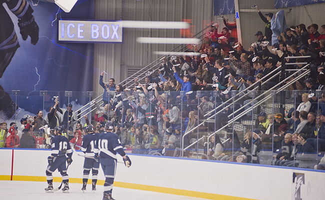 NCAA and ACHA Hockey Tickets Now Available