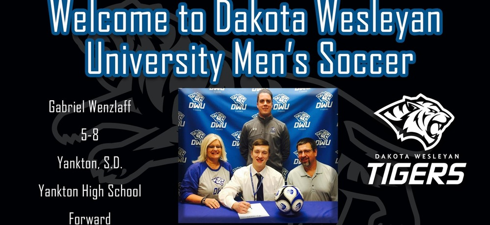 Wenzlaff becomes second signee to ink with DWU men's soccer