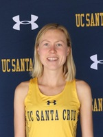 McClish recognized as Association of Division III Independents women's cross country Runner of the Week