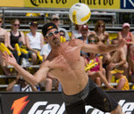 Rogers and Dalhausser Take Louisville, Their Fifth AVP Win