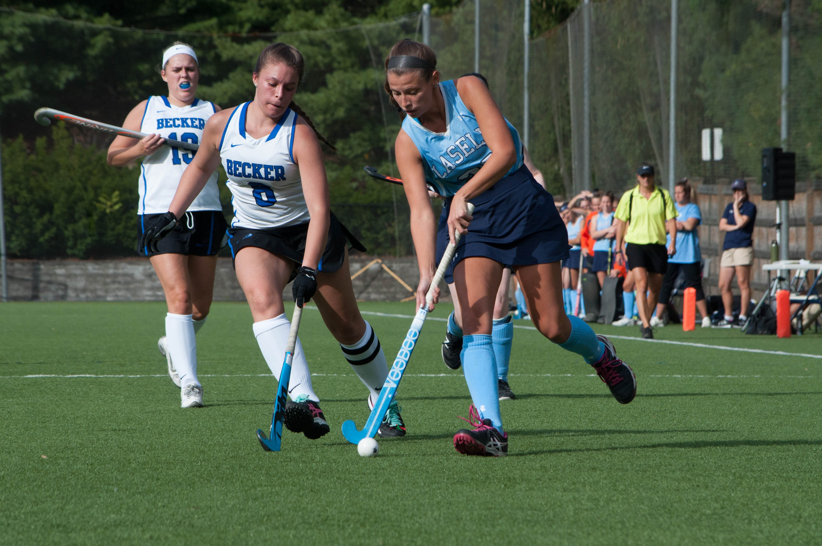 Keene State Edges Lasell in Field Hockey with Overtime Goal