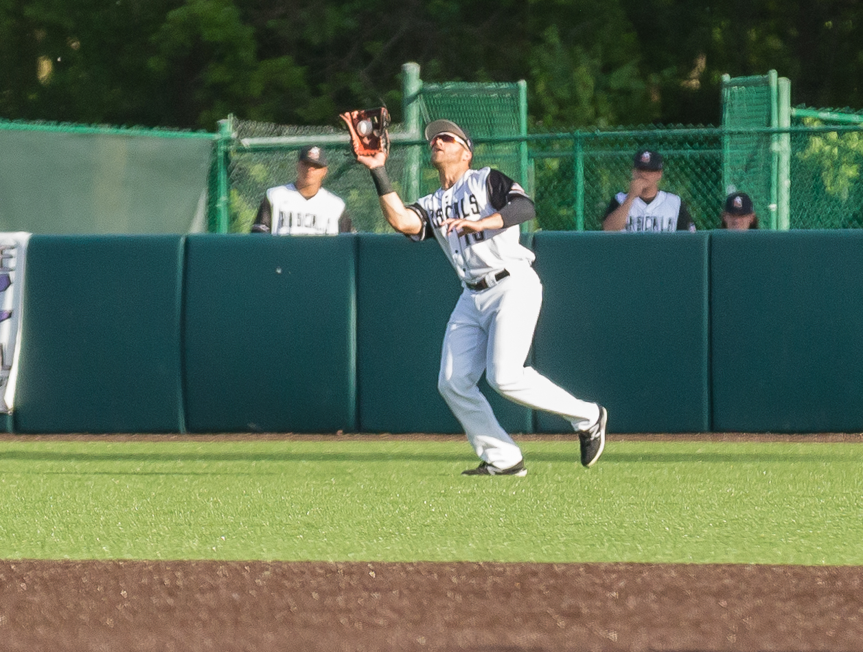 Rascals Split Doubleheader With Miners