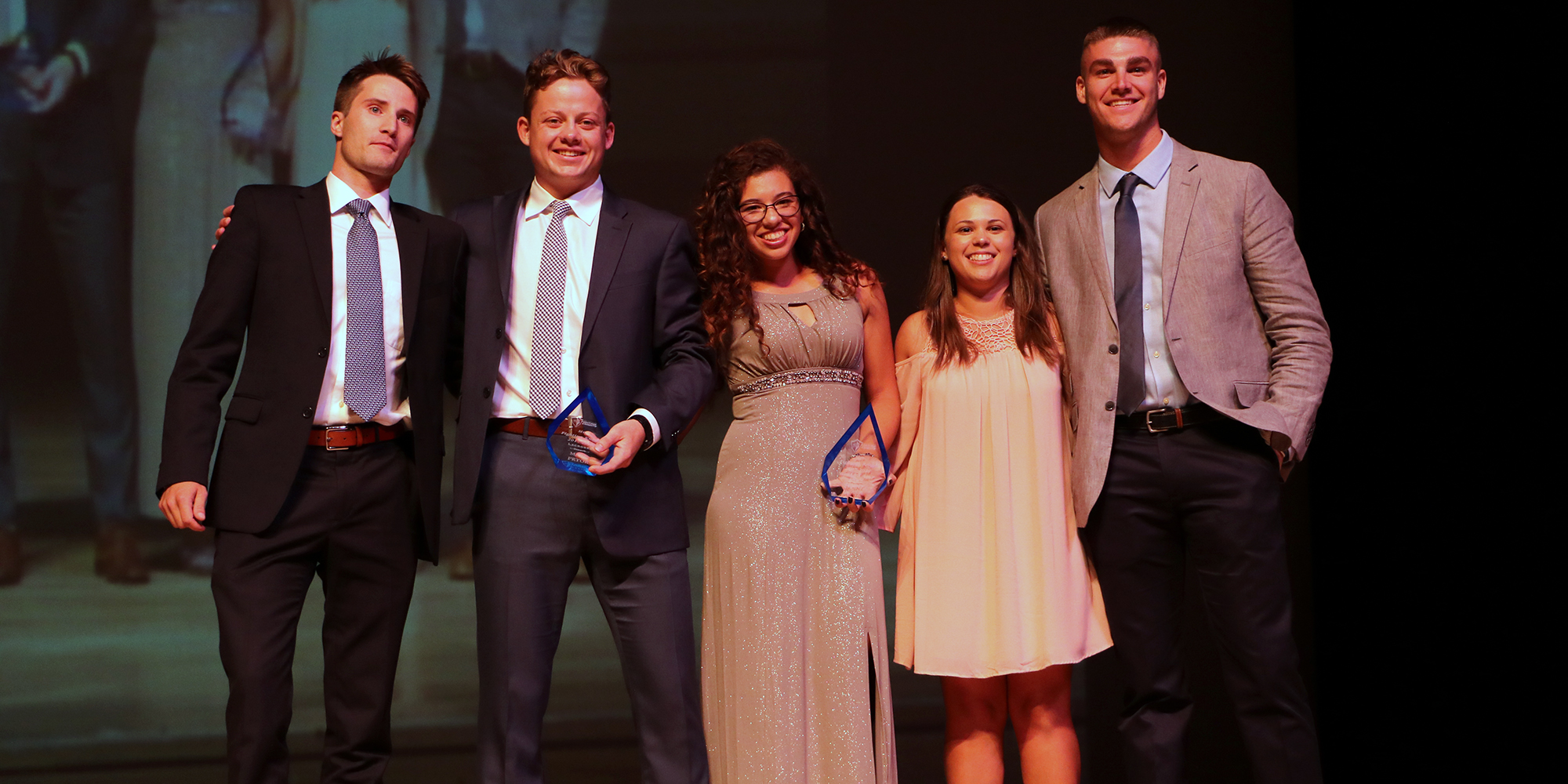 Lynn Athletics Honors Student-Athletes at Seventh Annual Awards Show