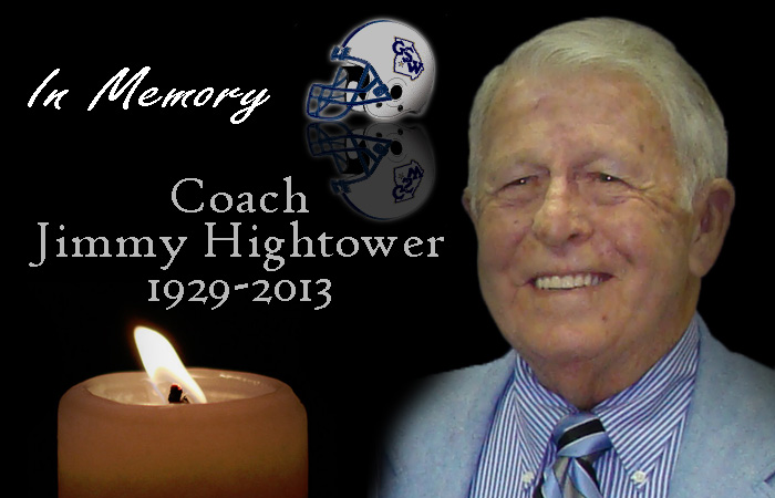 Remembering Former GSW Football Coach Jimmy Hightower