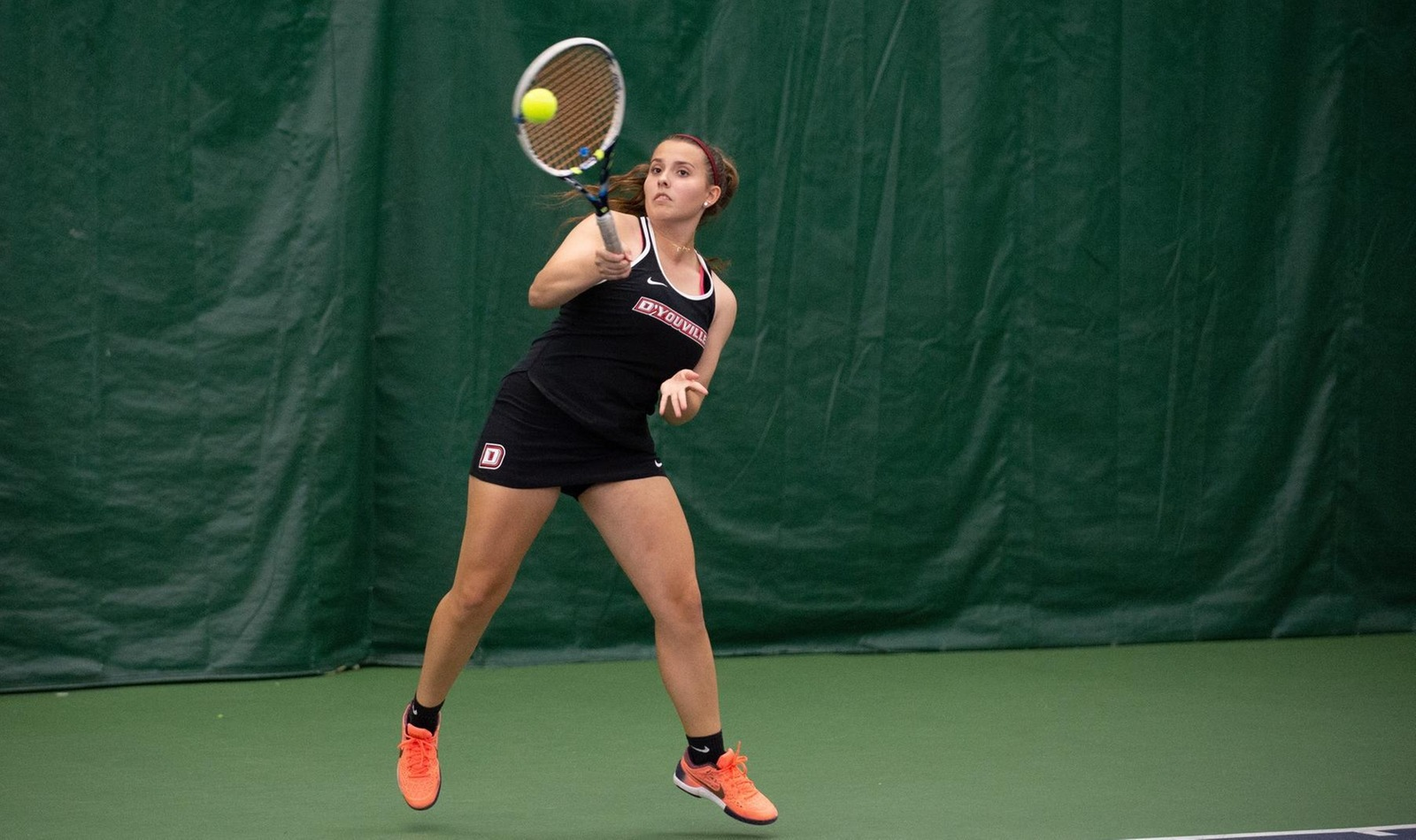Women's Tennis Win's First Match of Season over Behrend